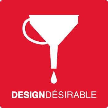 logo agence design desirable